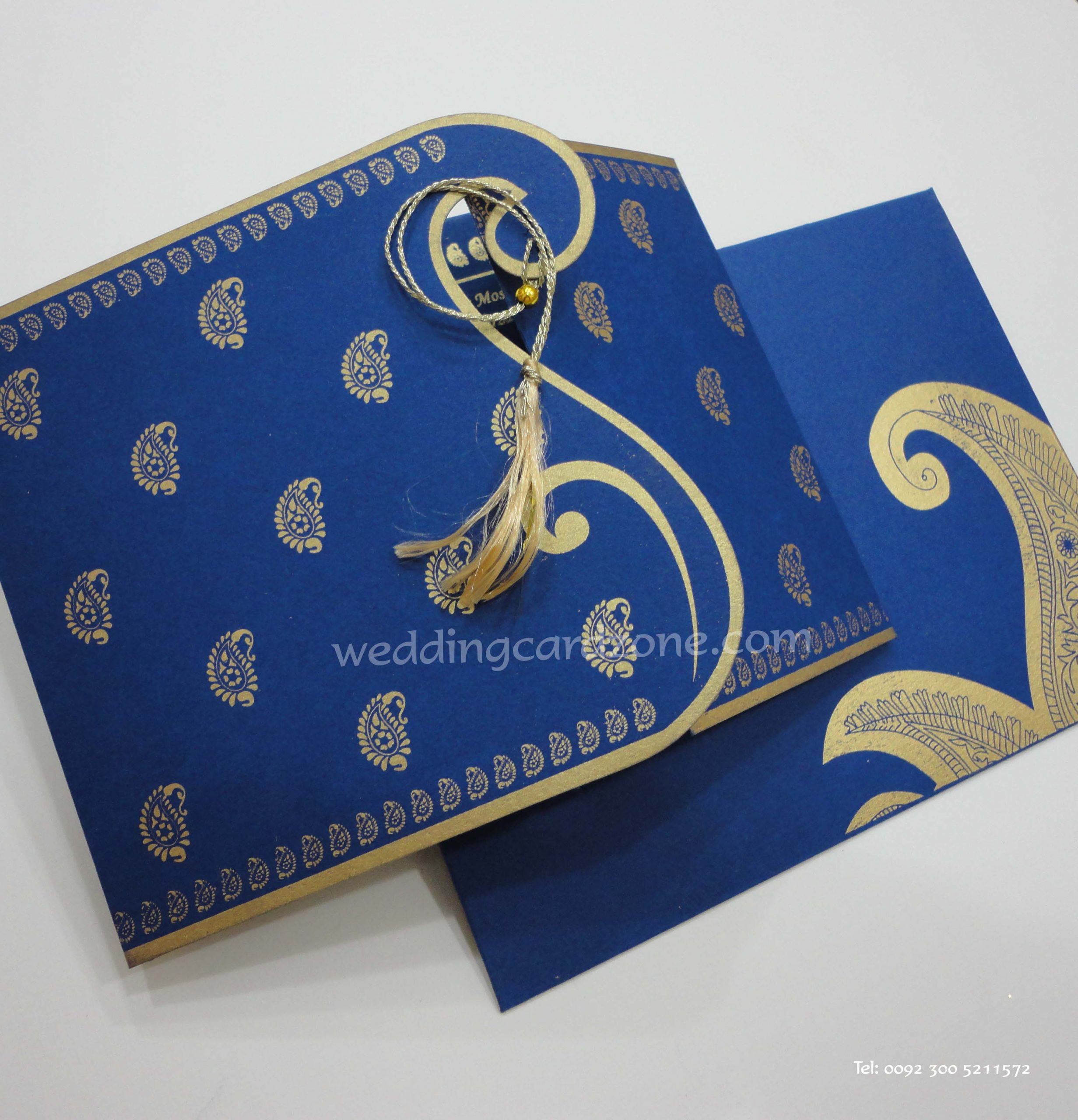 Pakistani Wedding Invitation with best invitations template